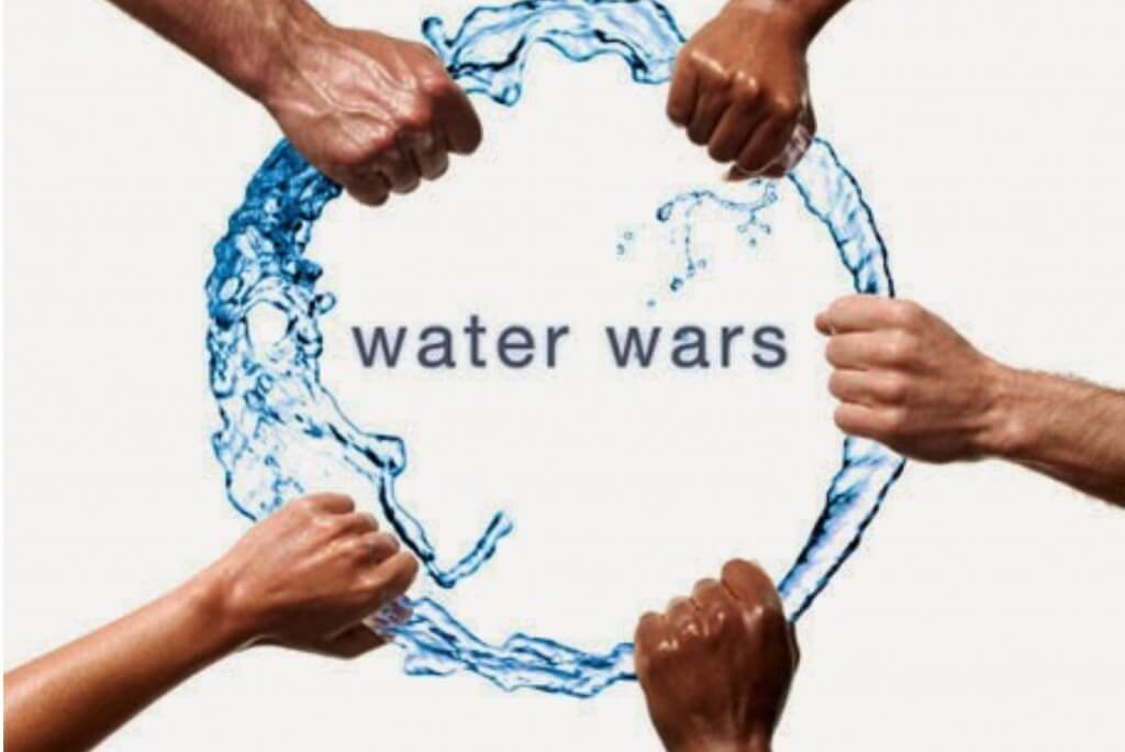 Water Battles in the United States